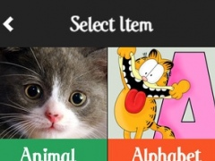 Kid Learn 2014 - Learn animal, alphabet, fruit, color, birthday for your baby 1.0.1 Screenshot