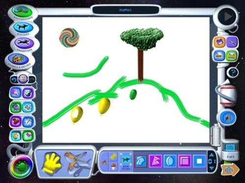 kid pix deluxe 4 software free download