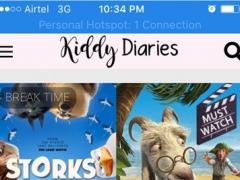 KiddyDiaries 1.0 Screenshot