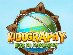 Kidography - Kids go Geography 1.3 Screenshot