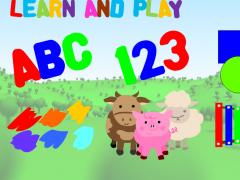 Kids ABC 123 Shapes Games Fun 1.5 Screenshot