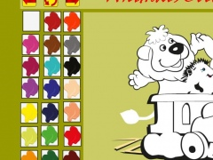 Kids Animals Coloring 1.0.1 Screenshot