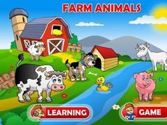 Kids Animals Farm and Zoo Free 1.33 Screenshot