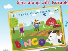 Kids Apps Bingo ABC Alphabet Phonics Song Interactive Nursery Rhymes With Karaoke Music