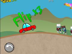 Kids Cars Running Over Zombies 1.7 Screenshot