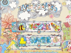 Kids Coloring 3D LiveBook3D 1.7.0 Screenshot