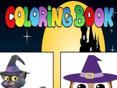 Kids Coloring Book Halloween 1.0.0 Screenshot