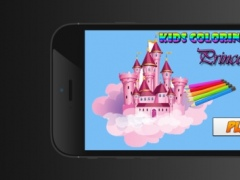 Kids Coloring Book Princess - Educational Learning Games For Kids And Toddler 1.0.1 Screenshot