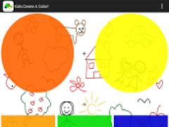 Kids Create A Color! 1.0.0 Screenshot