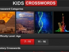 Kids Crosswords - English(US) 1.0.0 Screenshot