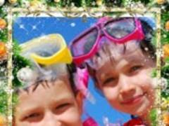 Kids Cute Photo Frames 2.0 Screenshot