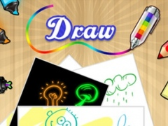 Kids Doodle Coloring Book HD - Color & Draw Kids games 1.0.6 Screenshot