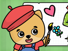 Kids coloring book - drawing for toddlers 3.9.6 Screenshot