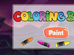 Kids Easy Paint Coloring Game for Miles from Tomorrowland 1.0.0 Screenshot