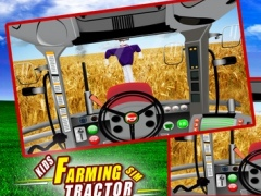 Kids Farming Tractor Sim - Driving Game 1.0 Screenshot