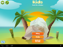Kids Find the shadow 1.0.7 Screenshot