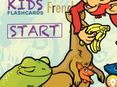Kids Flashcards - French 1.0.1 Screenshot