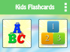 Kids Flashcards - Plus 1.0 Screenshot