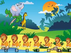Kids Fun Animal Piano Pro  Screenshot