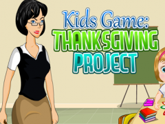 Kids Game:Thanksgiving Project 1.0.0 Screenshot
