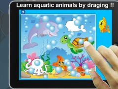 Kids Games Sticker Puzzles app 1.0 Screenshot