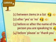 Kids Grammar Punctuation 1.0 Screenshot