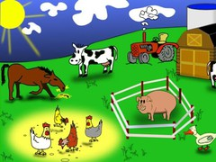 Kids Happy Farm 1.0 Screenshot