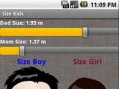 Kids Height Predictor 2.2 Screenshot