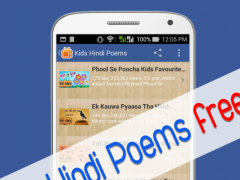 Kids Hindi Poems free 3 6 2 Free Download
