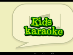 Kids Karaoke 3.6 Screenshot
