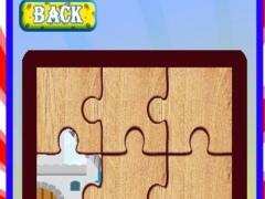 Kids Knight City Jigsaw Puzzle Fun Game Version 1.0 Screenshot