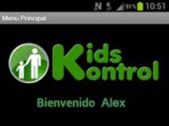 Kids Kontrol 2.5 Screenshot