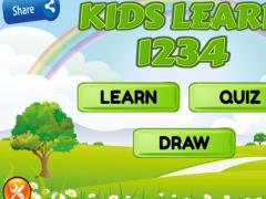 Kids Learn 1234 1.4 Screenshot