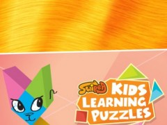 Kids Learning Puzzles: Cats - Tangrams That Make Your Brain Pop 3.6.1 Screenshot