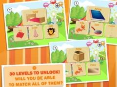 Kids Match Rhyme HD 1.1 Screenshot