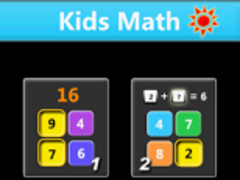 Kids Math Game 1.6 Screenshot