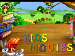 Where and how to download free cartoon movies for children?