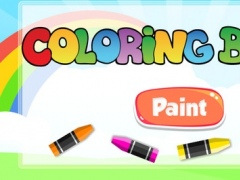 Kids Paint Coloring Game for We Bare Bears 1.0.0 Screenshot
