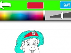 Kids Paint For Fireman Version Free 1.0 Screenshot