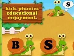 Kids Phonics Letters Sounds 1.0 Screenshot