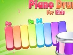 Kids Piano and Drum Music Game 2.0 Screenshot