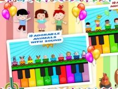 Kids Piano-Preschool Fun Music 2.1 Screenshot