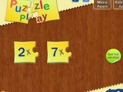 Kids Puzzle Play - Times Table [Lite] 1.0 Screenshot
