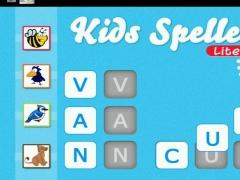 Kids Speller Lite-2 1.2 Screenshot