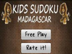 Kids Sudoku Madagascar 1.1 Screenshot