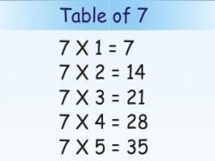 Kids Tables Learning - Free 2.0 Screenshot