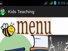 kids teaching 1.0 Screenshot