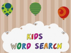 Kids Word Search Puzzle School 1.0 Screenshot
