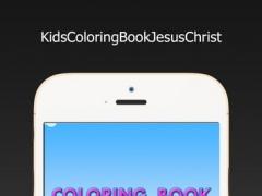 KidsColoringBookJesusChrist 1.0 Screenshot