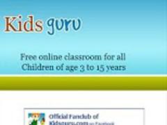KidsGuru Free Online Classroom 1.0 Screenshot